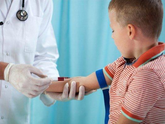Лечение лейкемии у детей