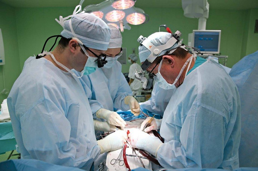 Трансплантация в клинике Ихилов