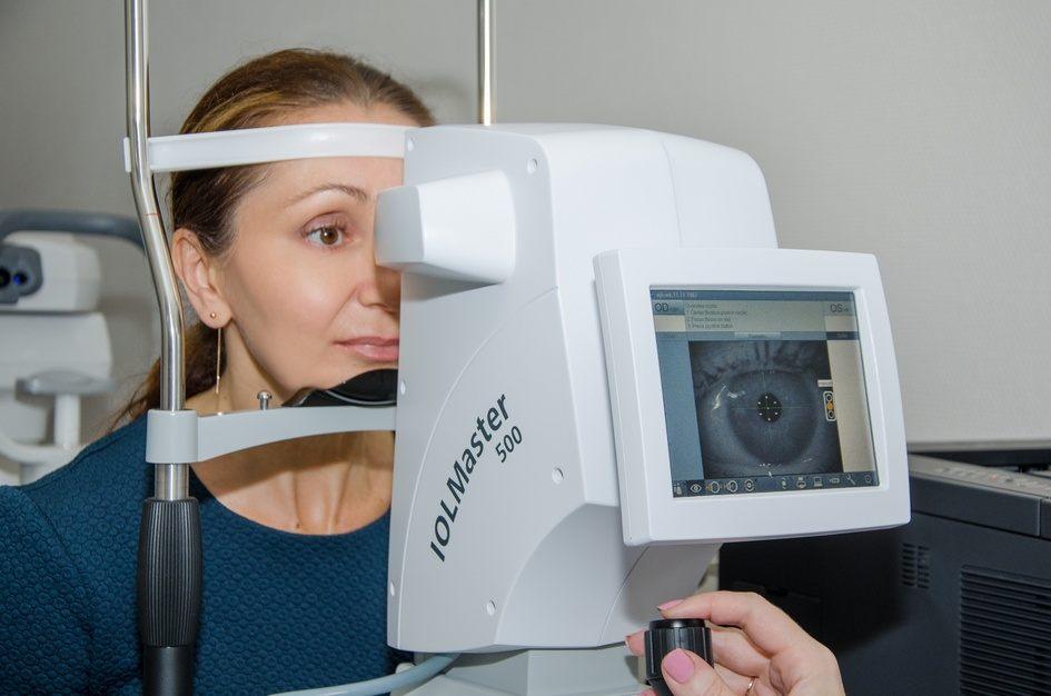 Пересадка сетчатки глаза
