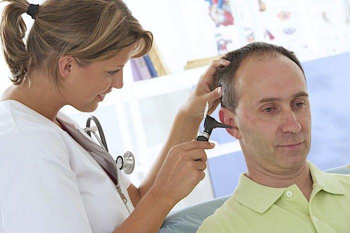 Лечение тугоухости в больнице Ихилов